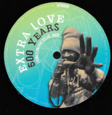 Extra Love - 500 Years (Dub Conductor Mix) / Dub Conductor - Extra Horns / Version (DCM) 10""